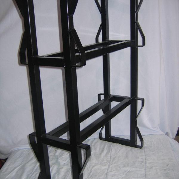 New Double Barrel Racks (Steel)