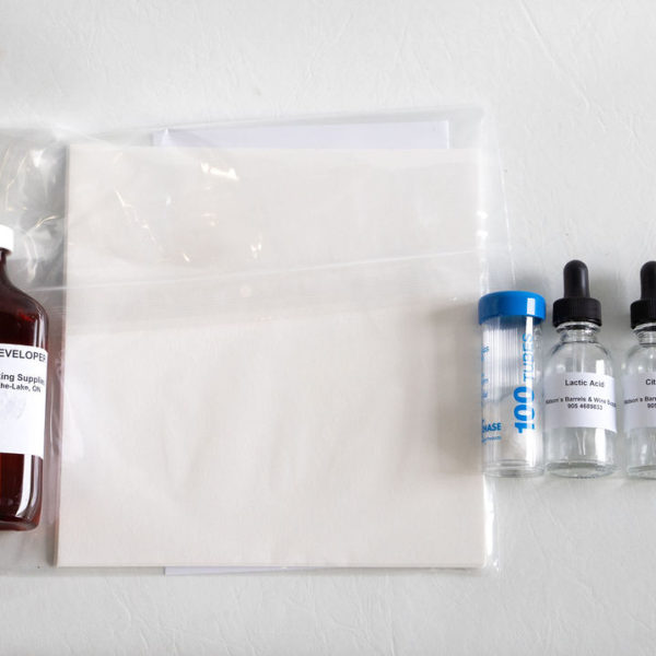 Vertical Chromatography Kit (Complete)